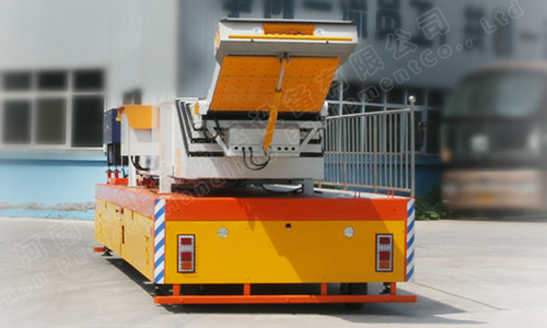 Automated Handling Equipment Transfer Vehicle for Factory Pr